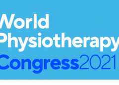 WORLD PHYSIOTHERAPY CONGRESS – ONLINE EVENT